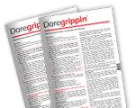 Doregrippin® Packungsbeilagen International